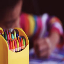 209 crayons